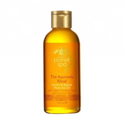 Huile multi-usage The Ayurveda Ritual Planet Spa