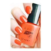 Vernis à ongles à séchage express en 30 secondes ART ORANGE - AVON Speed Dry