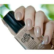 Vernis à ongles gel shine Barely There (nude) par Avon